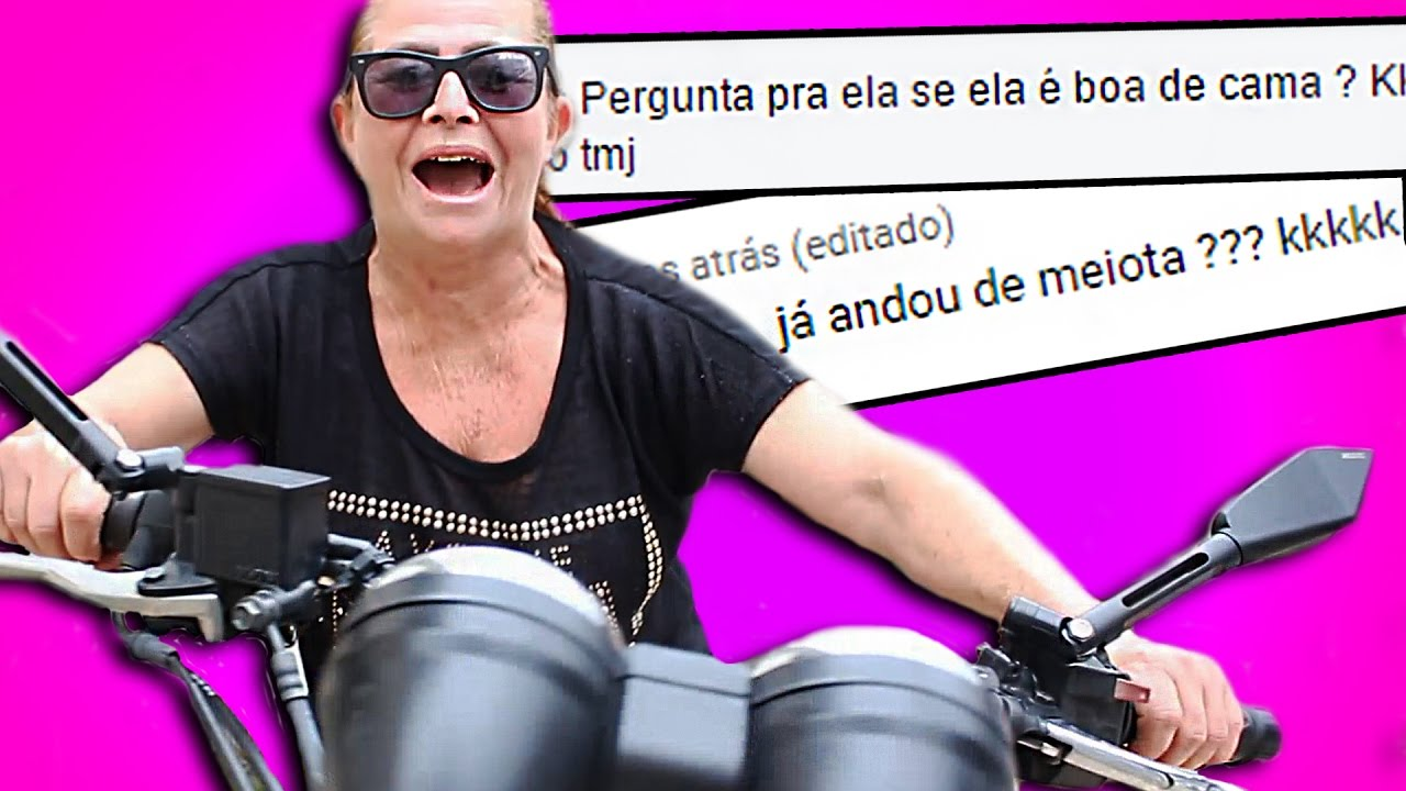 MINHA MÃE REAGINDO AOS COMENTÁRIOS! #MÃEVIDALOKARESPONDE 3