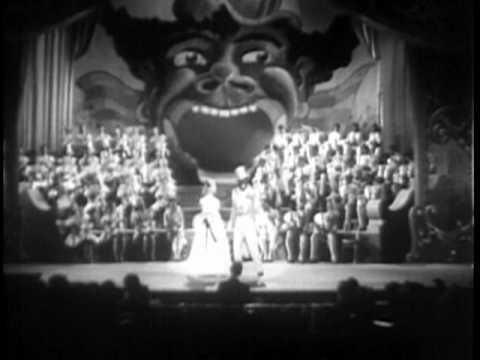 Benny Fields and Judy Clark in Minstrel Man (1944)