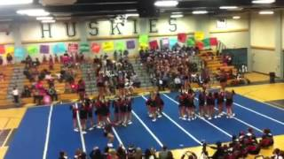 Ayala Cheer competition 2012