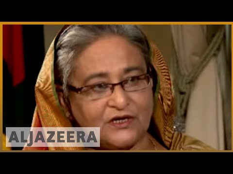 Bangladesh PM Sheikh Hasina talks to Al Jazeera