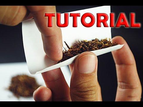 come rollare una sigaretta tutorial base by v i p