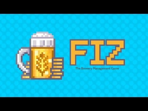 Official Fiz: The Brewery Management Game Launch Trailer