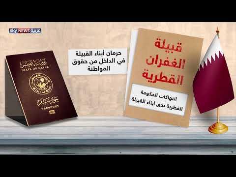 تعرف على أبرز مطالب قبيلة الغفران القطرية في الشكوى المقدمة للأمم المتحدة  - 13:55-2018 / 9 / 17