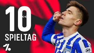 OneFootball Bundesliga Rückblick 10. Spieltag! Markus Gisdol: Der deutsche Louis van Gaal!
