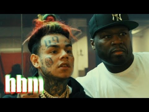 6IX9INE ft 50 Cent - KINGS  (OFFICIAL MUSIC VIDEO)