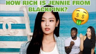 How Rich Is Jennie from Blackpink? |REACTION|