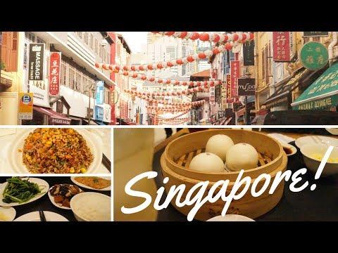 Vegan in Singapore | Places to Eat [VLOG]