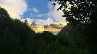 Chamonix Camping de la Mer de Glace / Amazing Trail & UTMB