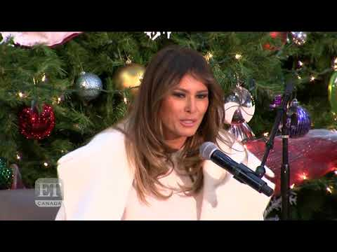 Download Youtube: Melania Trump's Christmas Wish: Spend It On A Deserted Island