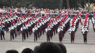 Giuramento Scuola Allievi Marescialli Carabinieri di Velletri