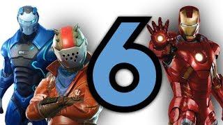 6 peaux Fortnite qui ressemblent à des arnaques de Marvel