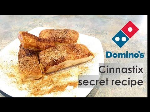 Domino's Pizza Cinna Stix Secret Recipe