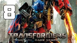 Transformers Rise of the Dark Spark Walkthrough Parte 8 Capitulo 8 Gameplay Español PC/PS4/XboxOne