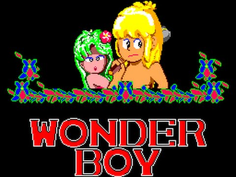 Master System Longplay [051] Wonder Boy