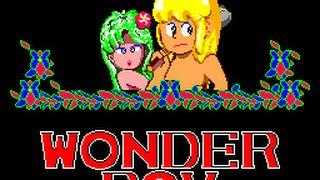 Master System Longplay [051] Wonder Boy