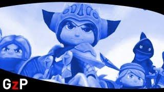 Royal Revolt game teaser trailer - iOS Mac Android