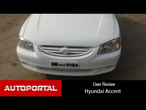 Hyundai Accent User Review - 'Comfortable Driving' - Autoportal