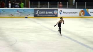 Adelina Sotnikova, SP, Russian Open Skates 2013