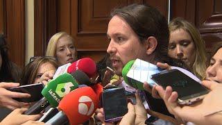 Pablo Iglesias se impacienta con el