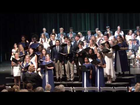 Holy Trinity Episcopal Academy 2017 Graduation Highlights
