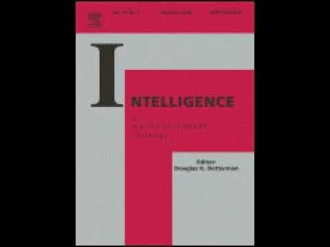 Intelligence (journal) | Wikipedia audio article