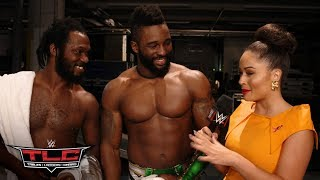 Jack Gallagher & The Brian Kendrick beat the dreads off Rich Swann's skull: Exclusive, Oct. 22, 2017