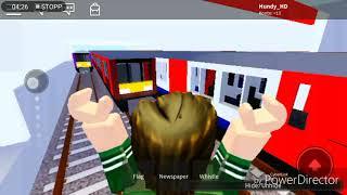 Ich bin in einem Zug (Roblox)