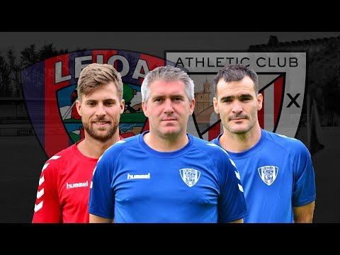 SD Leioa - Bilbao Athletic / Previa: Egoitz Magdaleno, Jon Ander Lambea, Iker Bilbao