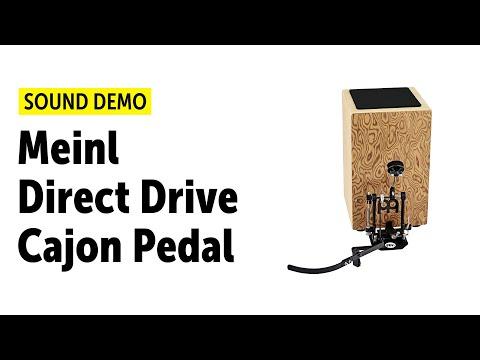 Meinl Direct Drive Cajon Pedal Sound Demo