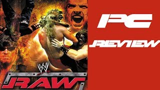 WWE Raw PC Review
