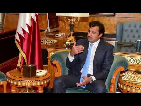 Qatar's growing relations with Iran and Turkey