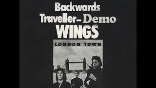 Paul McCartney   Backwards Traveller  DEMO