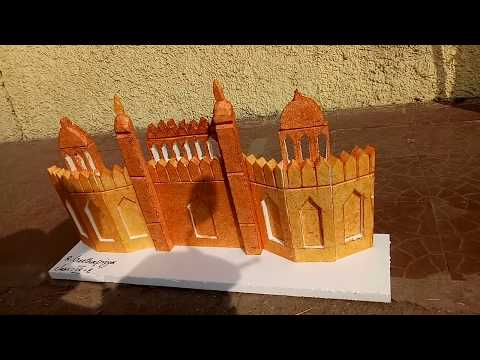 School Project - Red Fort ( www.schoolprojectcenter.in )