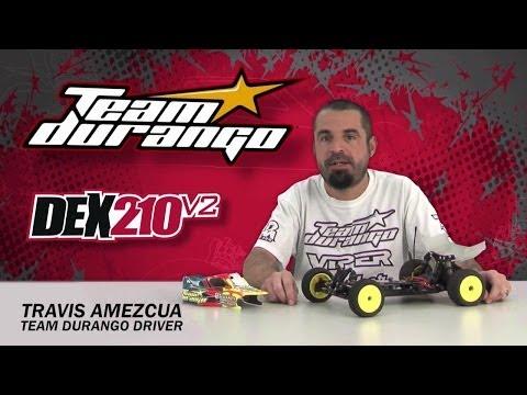 Travis Amezcua on the new DEX210v2