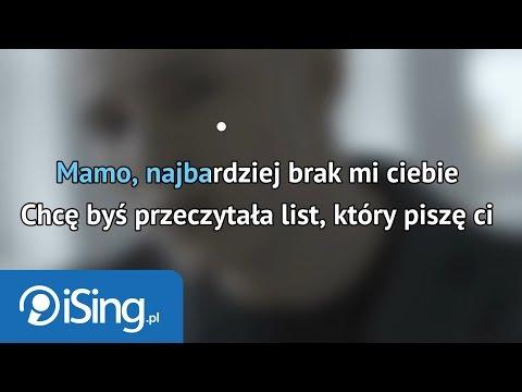 Adam Stachowiak - Mamo (karaoke iSing)