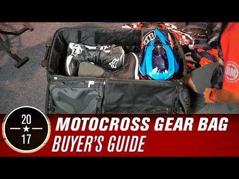 Best Motocross Gear Bags | 2017