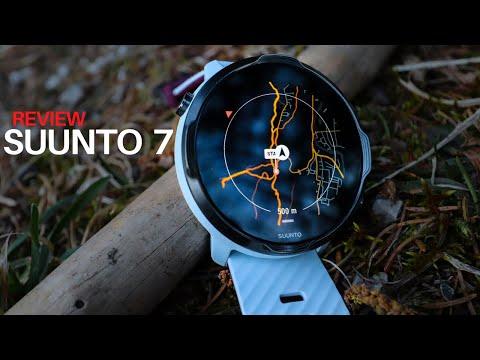Suunto 7 - Unboxing + Review // Eine Smartwatch und Sportuhr mit Offline Maps & Google Diensten