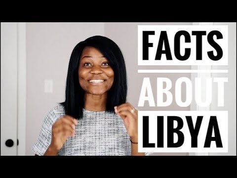 Amazing Facts about Libya  | Africa Profile | Focus on Libya