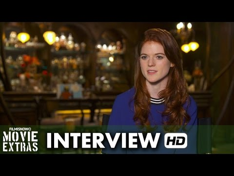 The Last Witch Hunter (2015) Behind the Scenes Movie Interview - Rose Leslie is 'Chloe'