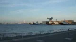 新港ピア 2008.08.15(横浜トリエンナーレ2008会場)