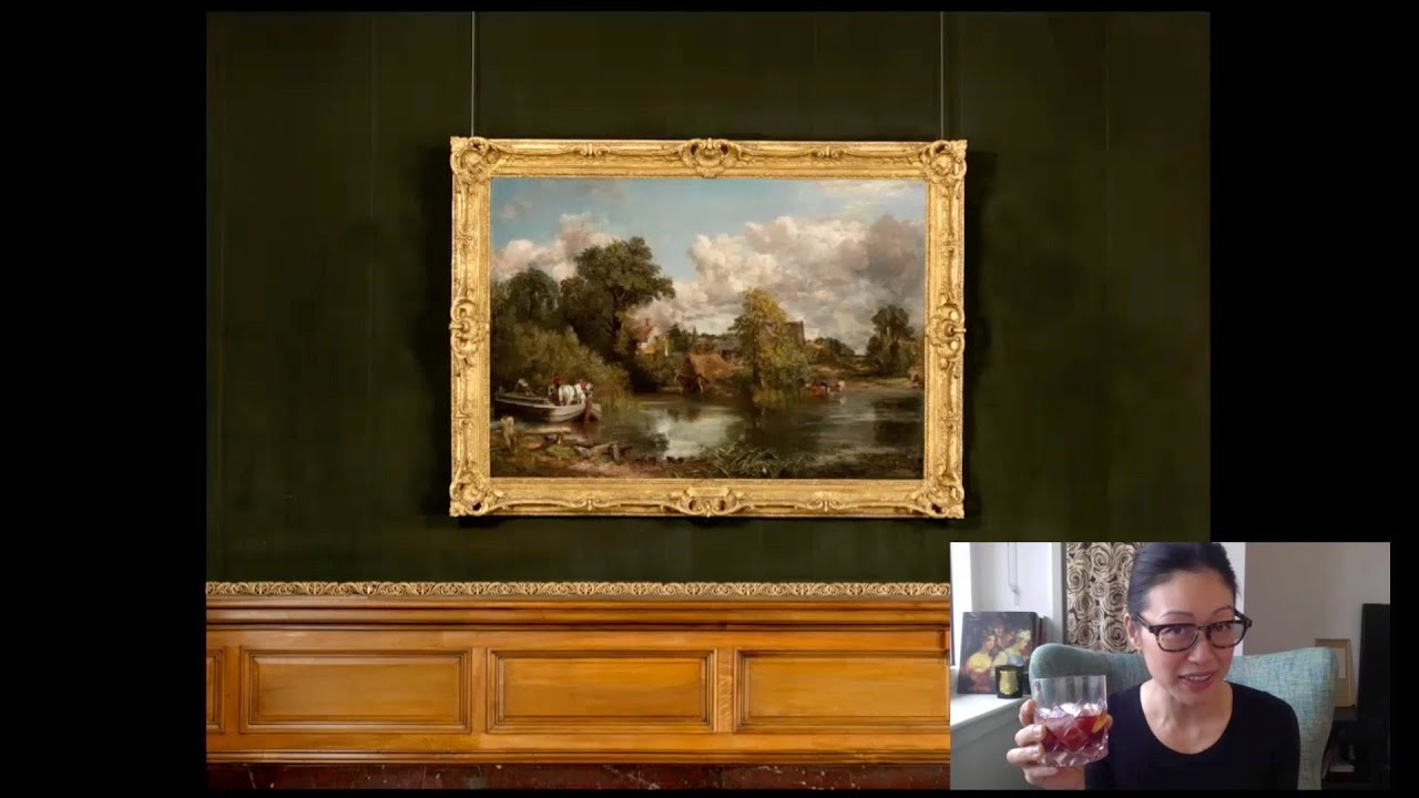 Cocktails with a Curator: Constable's