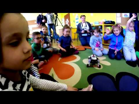 Pokazy dla dzieci z Przedszkola Miejskiego w Dynowie
