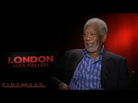 Cinemark - Interview with London Has Fallen Cast