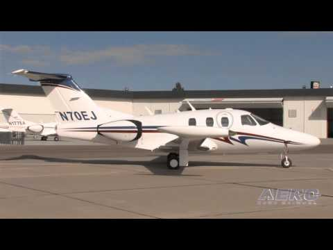 Aero-TV: One Aviation's Eclipse 550 - The Little Jet That Could... And Still Can
