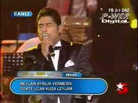 Popstar Alaturka Erhan Final - Leylam