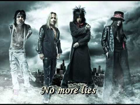 Motley Crue-Time for change (Lyrics)