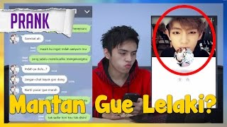 Video MANTAN GUE TRANSGENDER? | TEXT PRANK MANTAN PAKE LIRIK LAGU GALAU download MP3, 3GP, MP4, WEBM, AVI, FLV Maret 2018