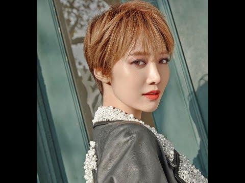 23 Kiểu tóc ngắn Hàn Quốc 2018 đẹp khó cưỡng