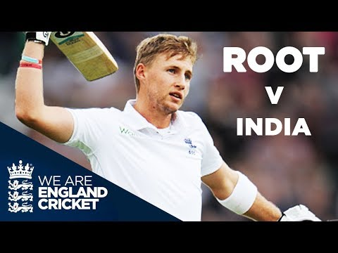 Joe Root Strikes Quick-Fire 149* Against India | England v India 2014 - Highlights