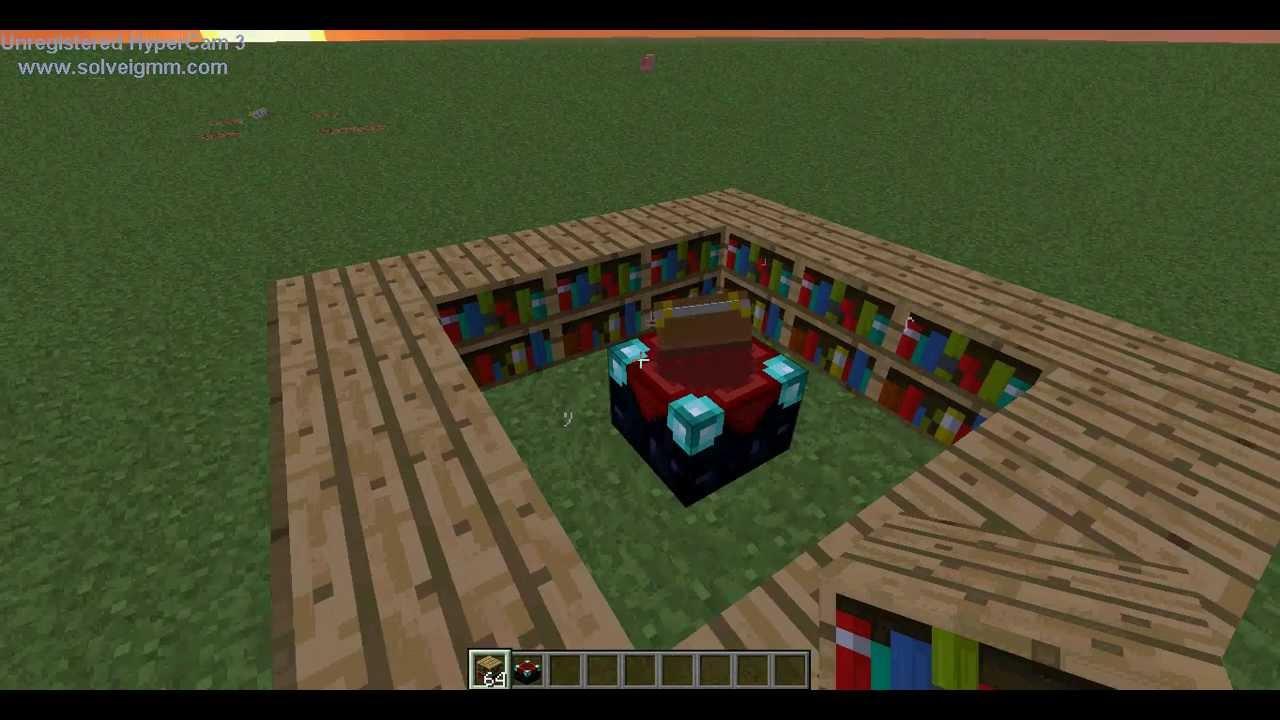 enchanting table question - Survival Mode - Minecraft: Java